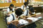 平成25年度 体験入学<春日北中学校・天拝中学校>【21】