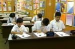 平成25年度 体験入学<春日北中学校・天拝中学校>【22】