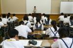 平成25年度 体験入学<春日北中学校・天拝中学校>【25】