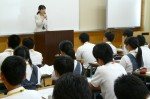 平成25年度 体験入学<春日北中学校・天拝中学校>【27】