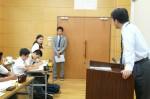 平成25年度 体験入学<春日北中学校・天拝中学校>【43】