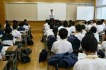 平成25年度 体験入学<大野東中学校・春日中学校>【2】