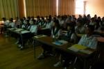 平成25年度 体験入学<大野東中学校・春日中学校>【5】