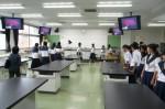 平成25年度 体験入学<大野東中学校・春日中学校>【6】