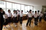 平成25年度 体験入学<大野東中学校・春日中学校>【9】
