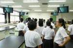 平成25年度 体験入学<大野東中学校・春日中学校>【10】
