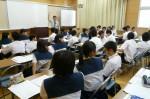 平成25年度 体験入学<大野東中学校・春日中学校>【11】