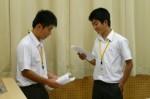 平成25年度 体験入学<大野東中学校・春日中学校>【14】