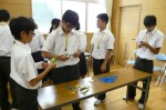 平成25年度 体験入学<大野東中学校・春日中学校>【21】