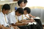 平成25年度 体験入学<大野東中学校・春日中学校>【28】