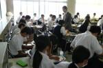 平成25年度 体験入学<大野東中学校・春日中学校>【34】