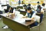 平成25年度 体験入学<大野東中学校・春日中学校>【39】