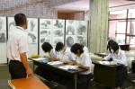 平成25年度 体験入学<大野東中学校・春日中学校>【42】