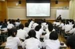 平成25年度 体験入学<大野東中学校・春日中学校>【43】
