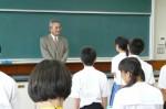 平成25年度 体験入学<甘木中学校>【3】