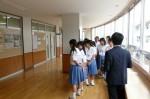 平成25年度 体験入学<甘木中学校>【10】