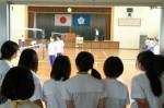 平成25年度 体験入学<甘木中学校>【11】