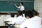 平成25年度 体験入学<甘木中学校>【18】