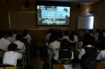 平成25年度 体験入学<二日市中学校>【5】