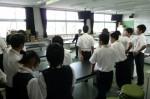 平成25年度 体験入学<二日市中学校>【7】