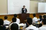 平成25年度 体験入学<二日市中学校>【10】