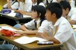 平成25年度 体験入学<二日市中学校>【12】