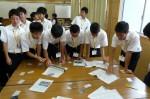 平成25年度 体験入学<二日市中学校>【15】