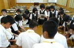 平成25年度 体験入学<二日市中学校>【16】
