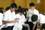 平成25年度 体験入学<二日市中学校>【17】