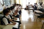 平成25年度 体験入学<二日市中学校>【19】