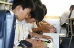 平成25年度 体験入学<二日市中学校>【22】