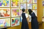 平成25年度 体験入学<二日市中学校>【25】