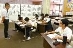 平成25年度 体験入学<二日市中学校>【29】