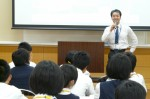平成25年度 体験入学<二日市中学校>【31】