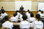 平成25年度 体験入学<春日野中学校>【2】