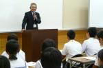 平成25年度 体験入学<春日野中学校>【3】