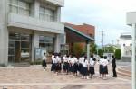 平成25年度 体験入学<春日野中学校>【11】