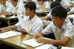 平成25年度 体験入学<春日野中学校>【26】