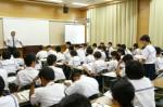 平成25年度 体験入学<春日野中学校>【41】