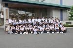 平成25年度 体験入学<春日野中学校>【42】