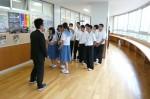 平成25年度 体験入学<三輪中学校>【10】