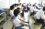 平成25年度 体験入学<三輪中学校>【15】