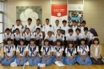 平成25年度 体験入学<三輪中学校>【27】