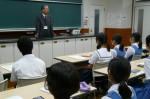 平成25年度 体験入学<那珂川南中学校>【2】