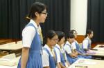 平成25年度 体験入学<那珂川南中学校>【4】