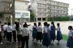 平成25年度 体験入学<那珂川南中学校>【12】