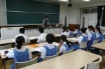 平成25年度 体験入学<那珂川南中学校>【14】