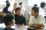 平成26年度入試 筑陽学園中学校 体験入学会【9】