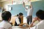 平成26年度入試 筑陽学園中学校 体験入学会【16】