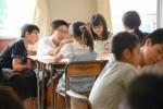 平成26年度入試 筑陽学園中学校 体験入学会【29】